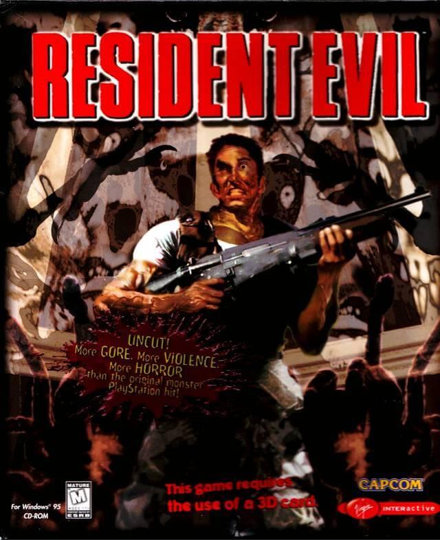 Resident Evil Cover (1996)