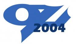 2004 - Erstmalig mit Logo
