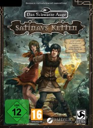 Satinavs Ketten cover