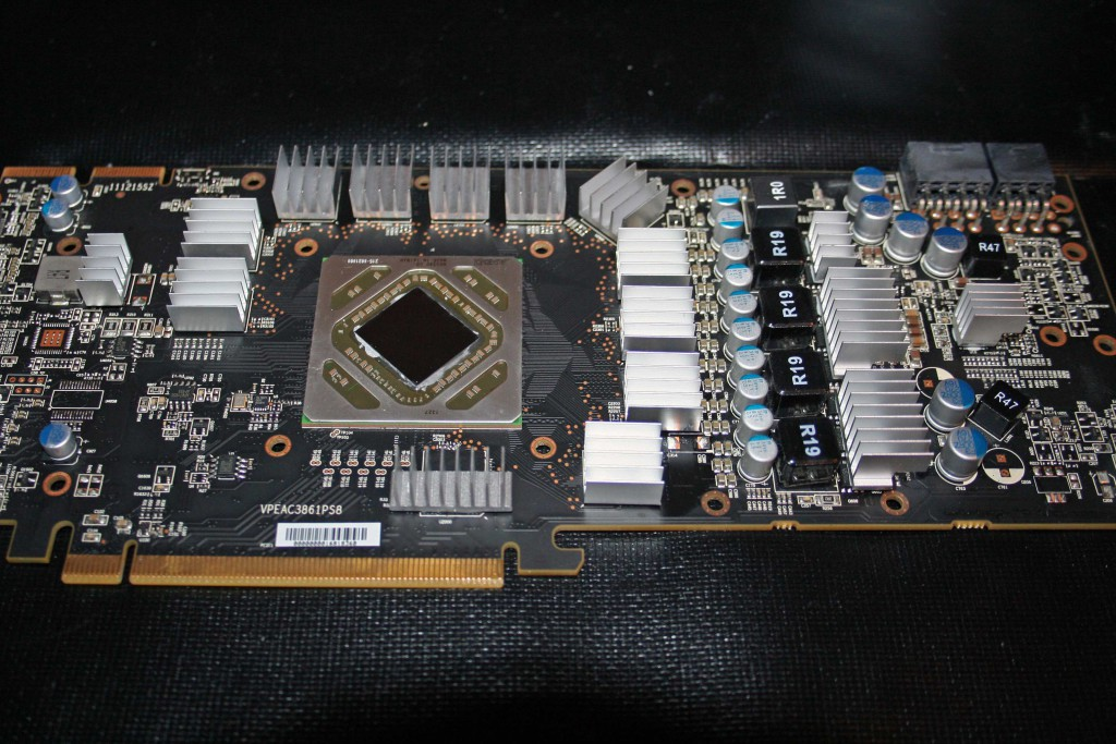XFX 7070 Kühlkörper