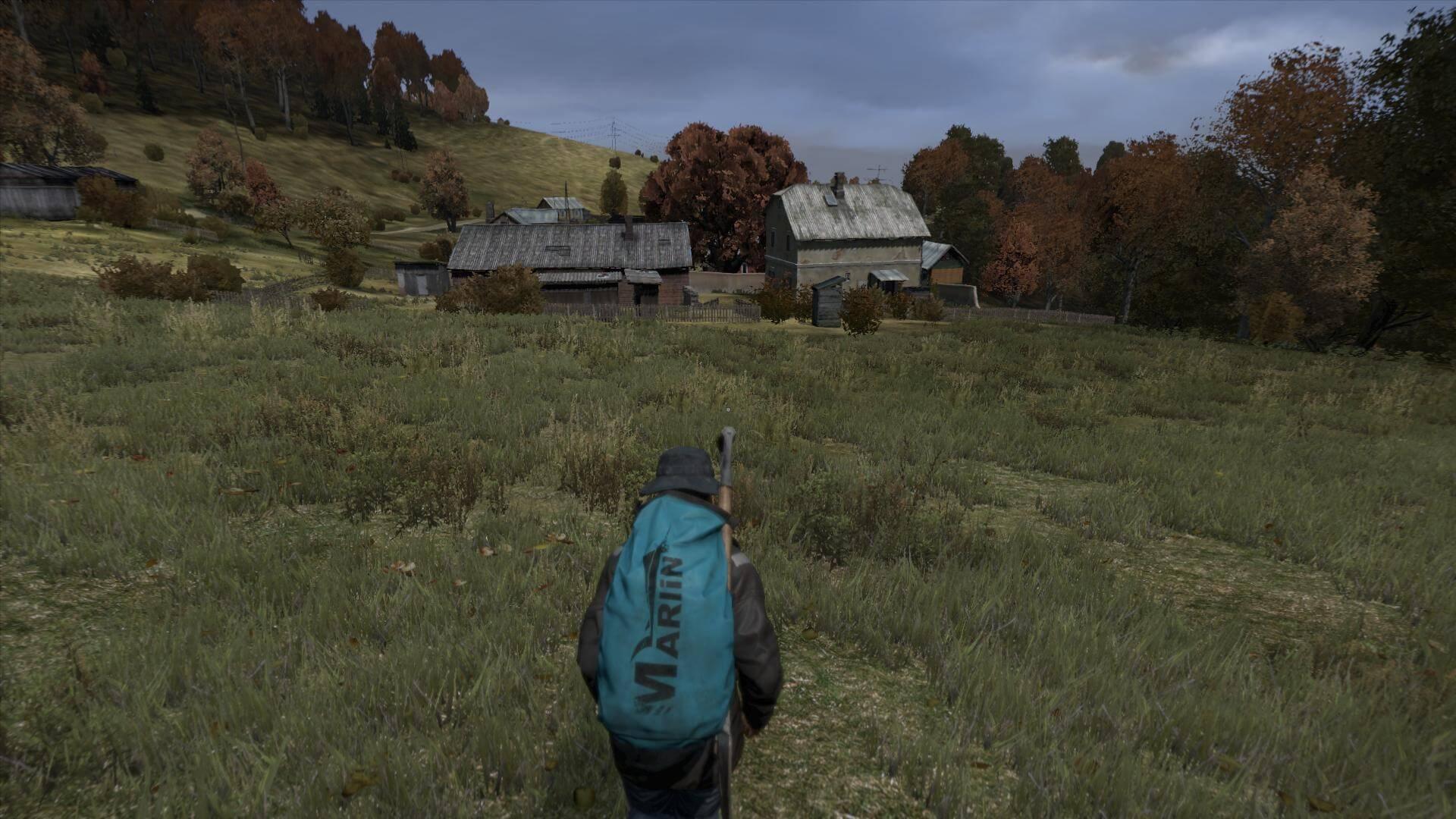 DayZ-Dorf