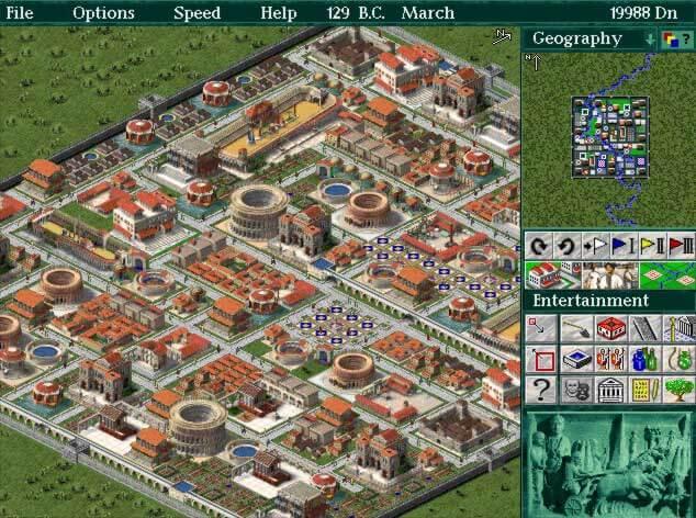 Caesar 2 Screenshot