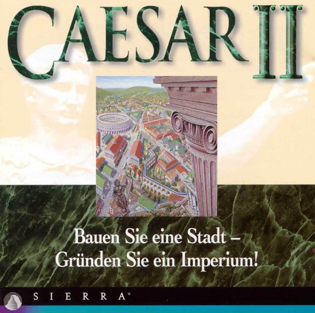 Caesar 2 Cover
