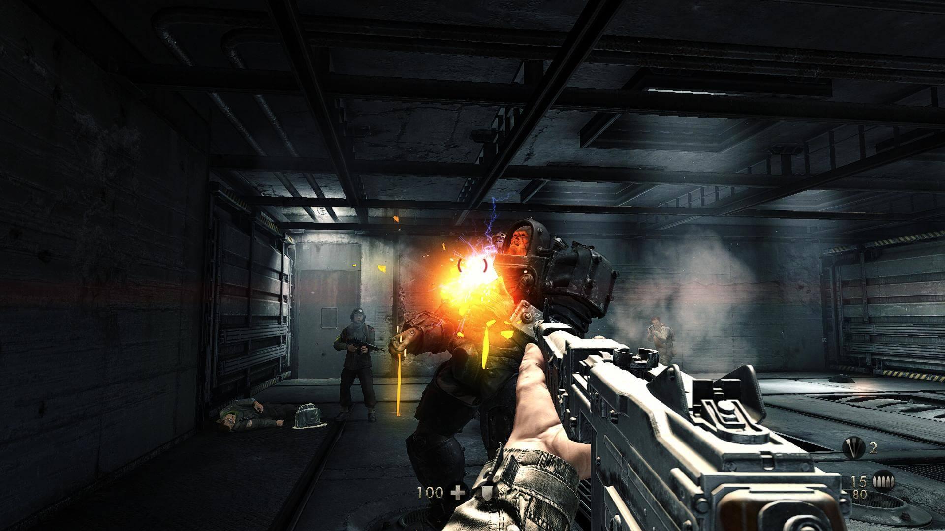 Wolfenstein - The New Order Screenshots | gamer83.de
