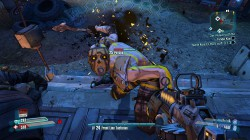 Borderlands 2 angerissen…