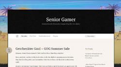Senior-Gamer