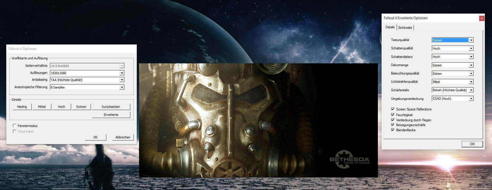 Grafik Fallout 4