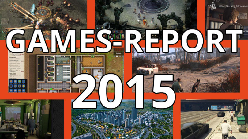 TOP PC Games 2015