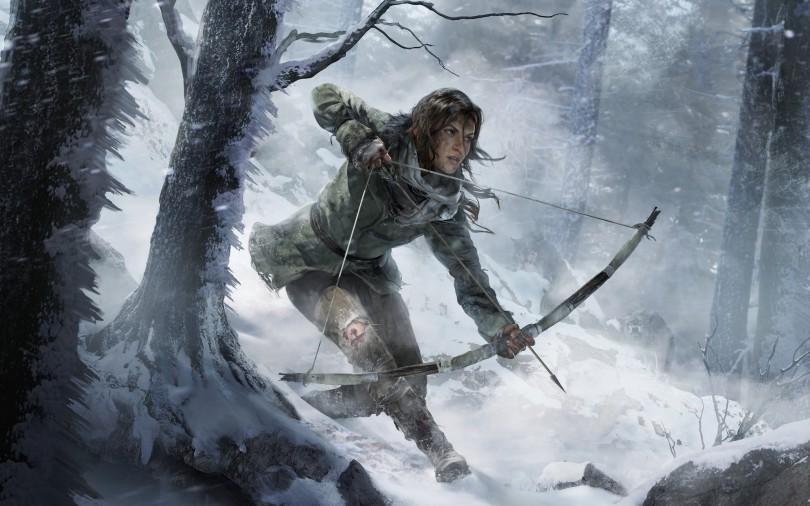 Die lang erwartete Rückkehr von Tomb Raider