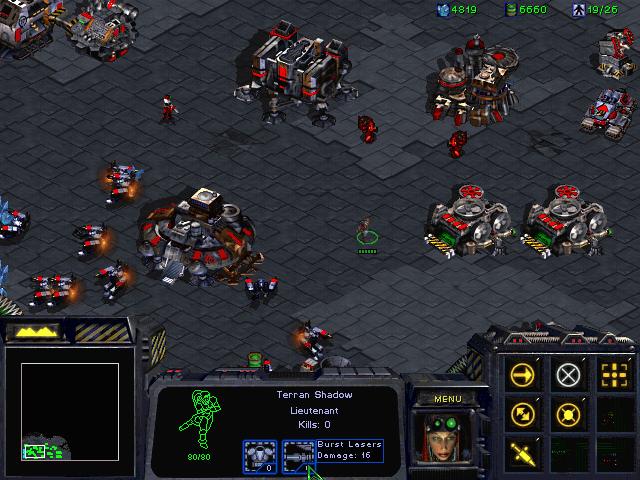 Echtzeit Strategiespiele - StarCraft