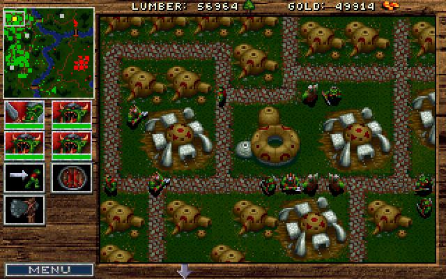 Echtzeit Strategiespiele - WarCraft