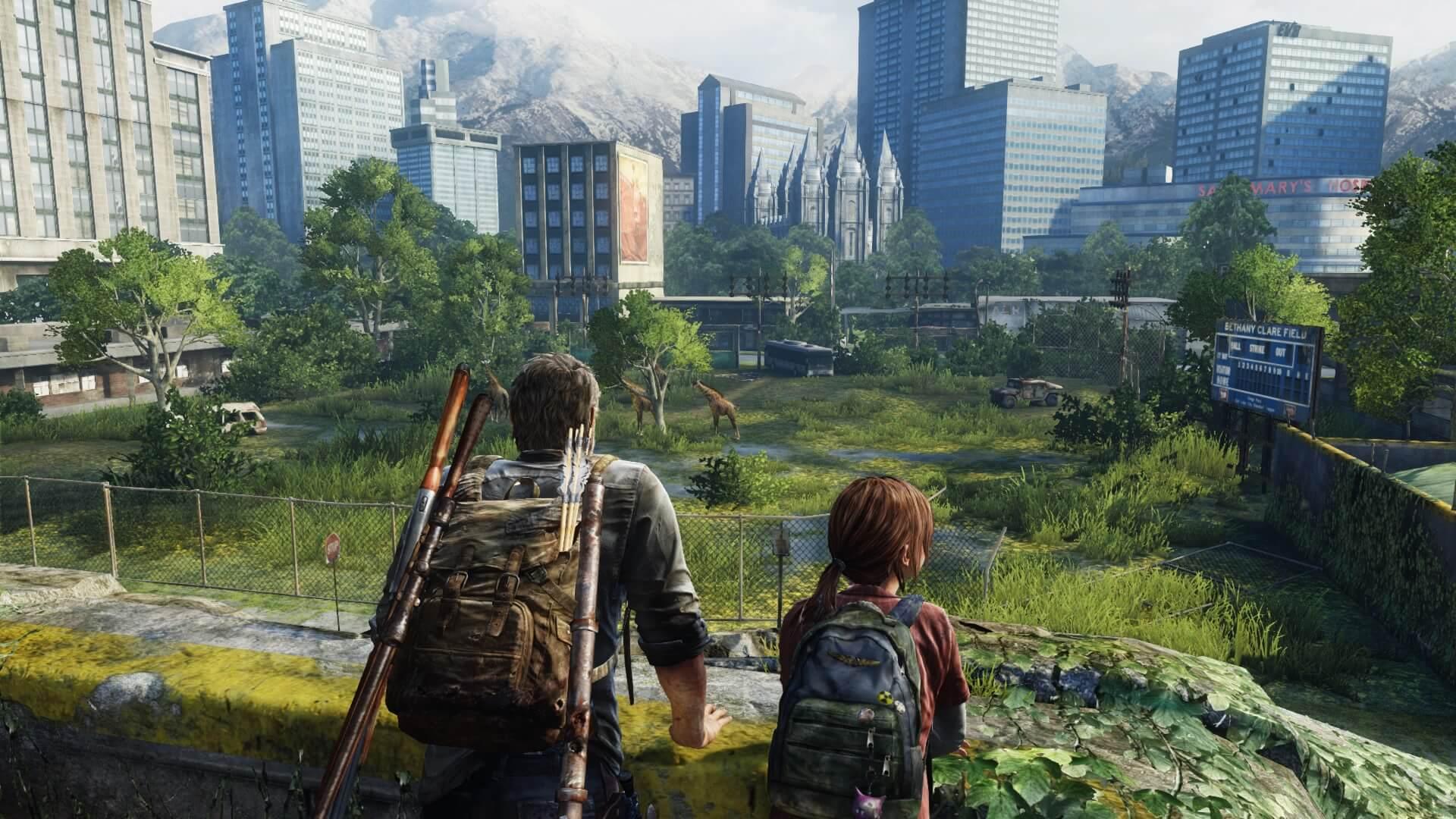 210 The Last Of Us Papéis De Parede Hd: The Last Of Us Remastered (PS4)