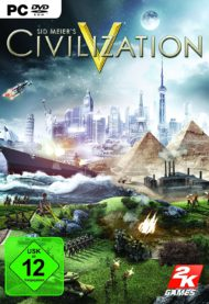 Civilization 5 Cover