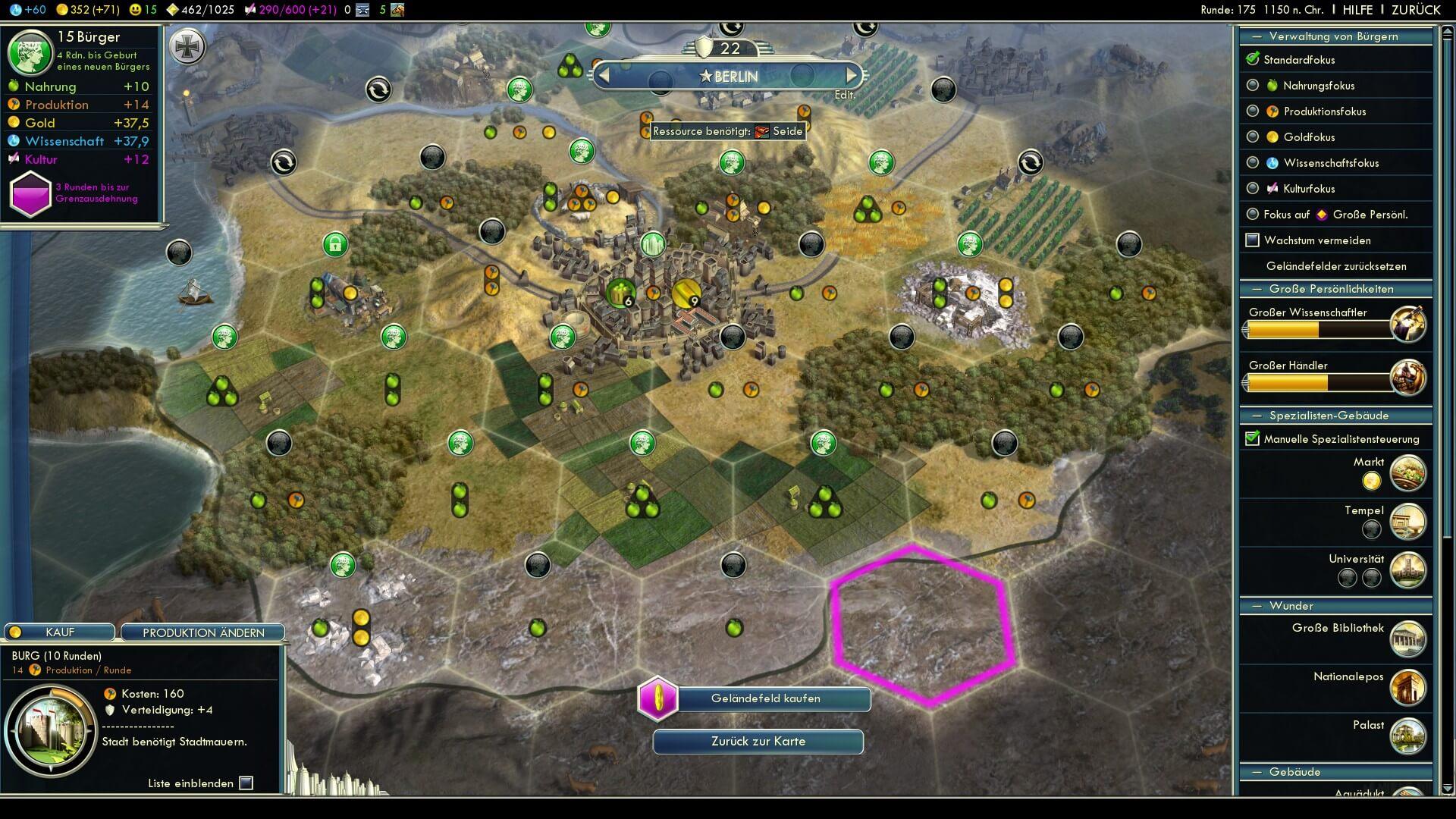Civilization 5 City