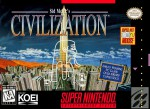 Cover SNES Civilization