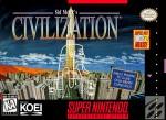 Cover SNES Civilization
