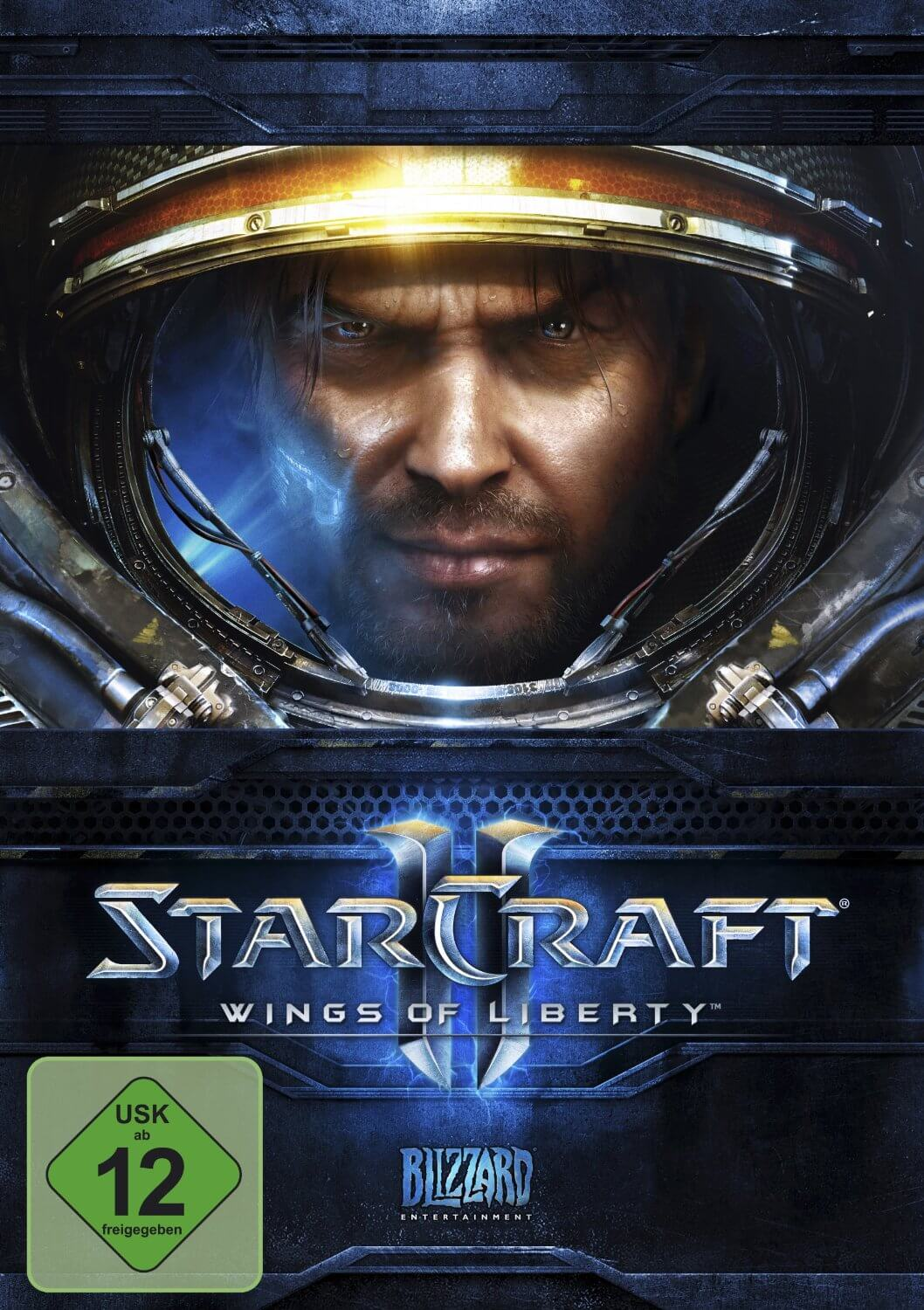 StarCraft 2 - Cover