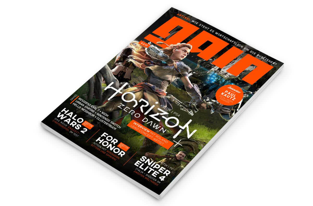 GAIN - Games Inside Magazin