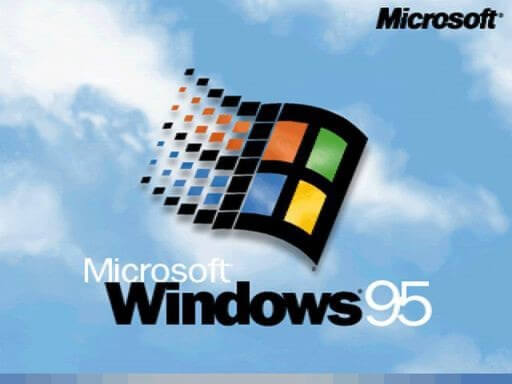 Windows 95 Boot