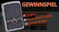 Gewinnspiel Zippo