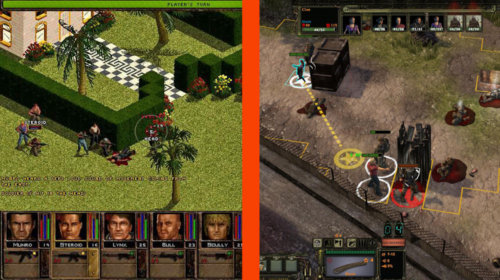 Wasteland 2 Jagged Alliance 2