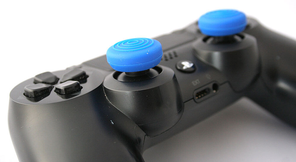 PS4 Controller Caps
