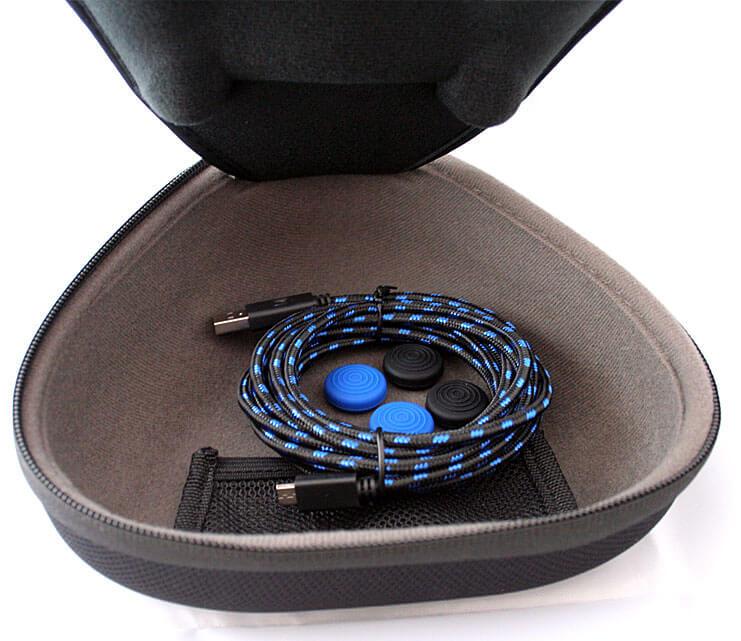 PS4 Zubehör - Tasche für Controller