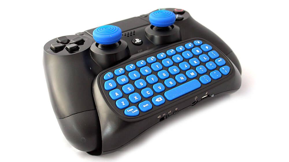 PS4 Zubehör - Controller-Tastatur