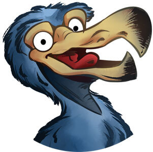 Dodogames - Logo
