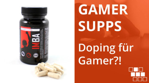 gamer supps