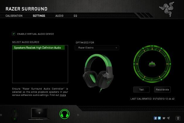 Gaming Headsets - Razer Surround