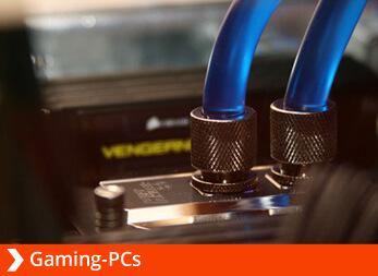 Gamer Shop - Gaming-PCs