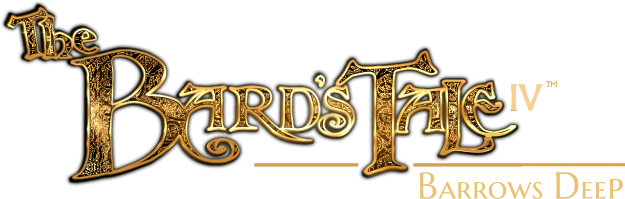 The Bards Tale 4 Logo
