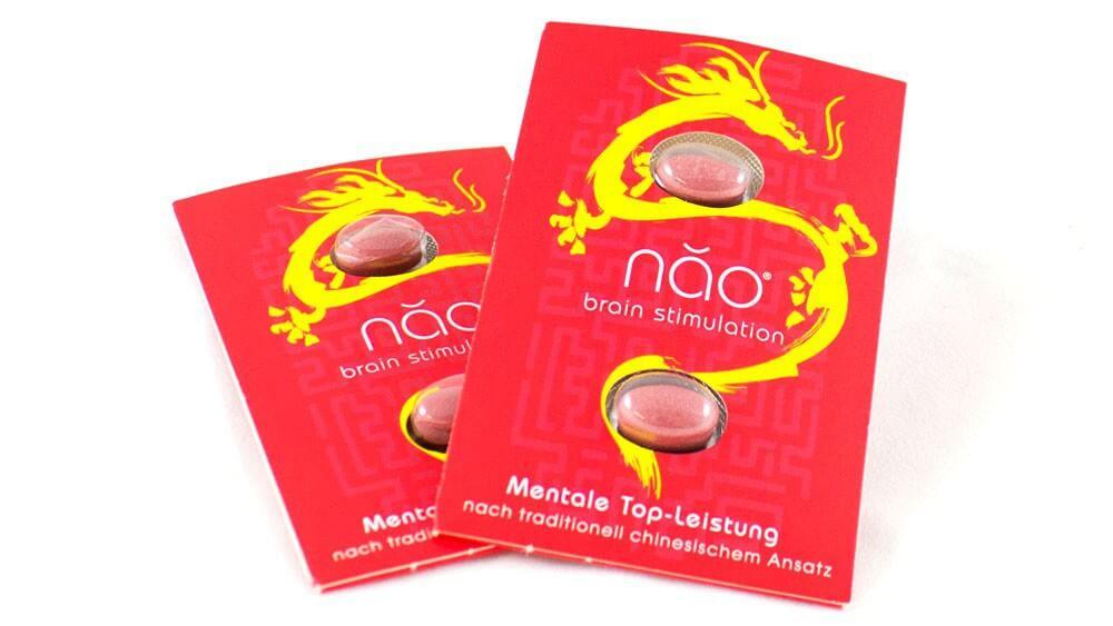 Nao Brain Stimulation Nahrungsergänzung