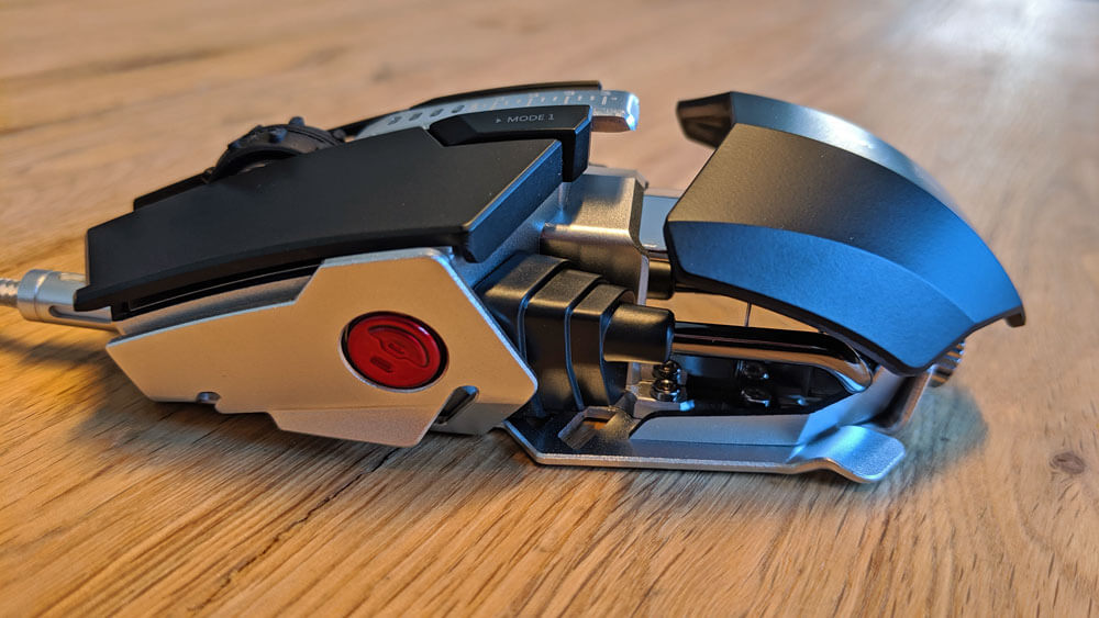 uRage Morph Snipe-Technology