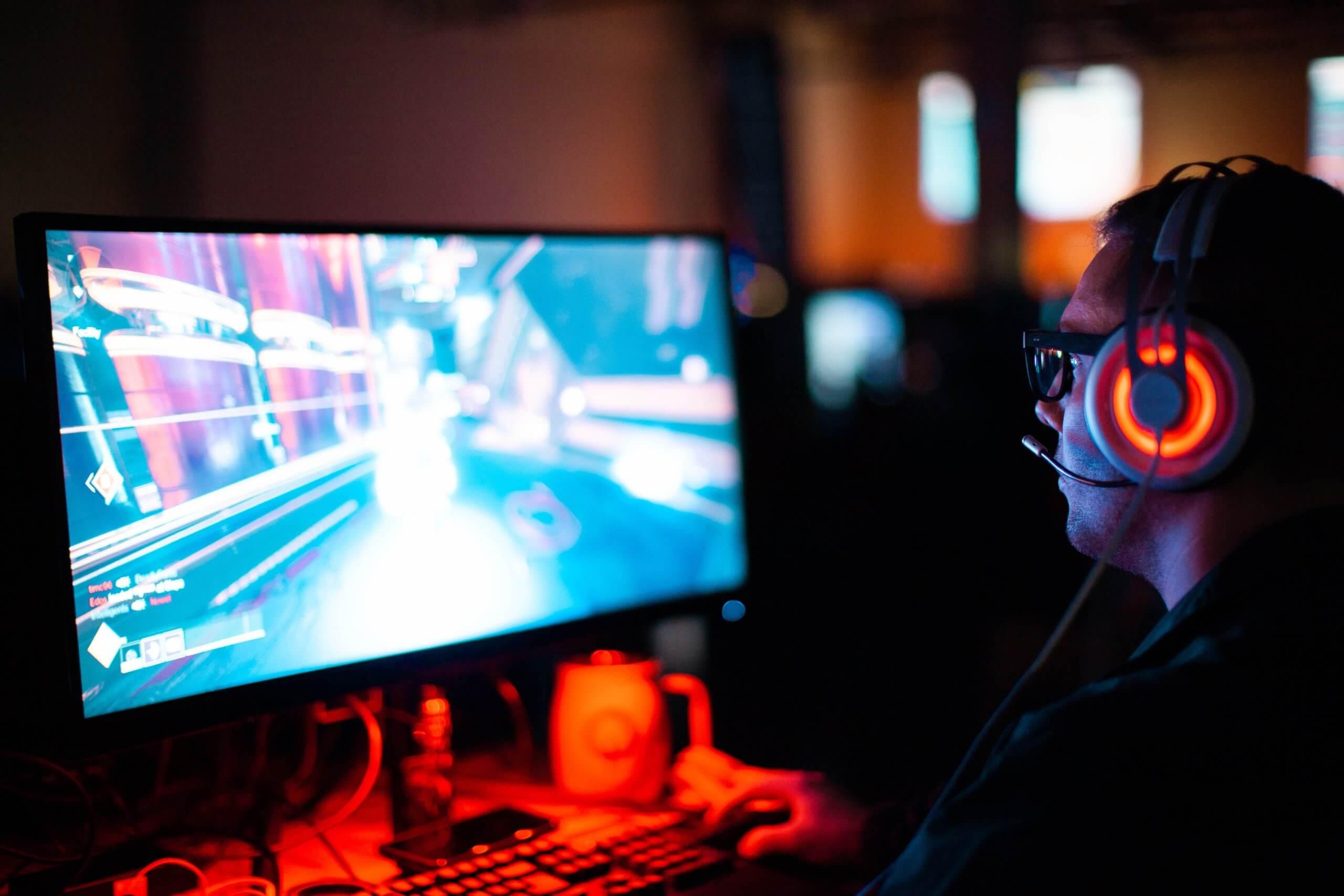 Gamer Brille - Trick oder Gadget