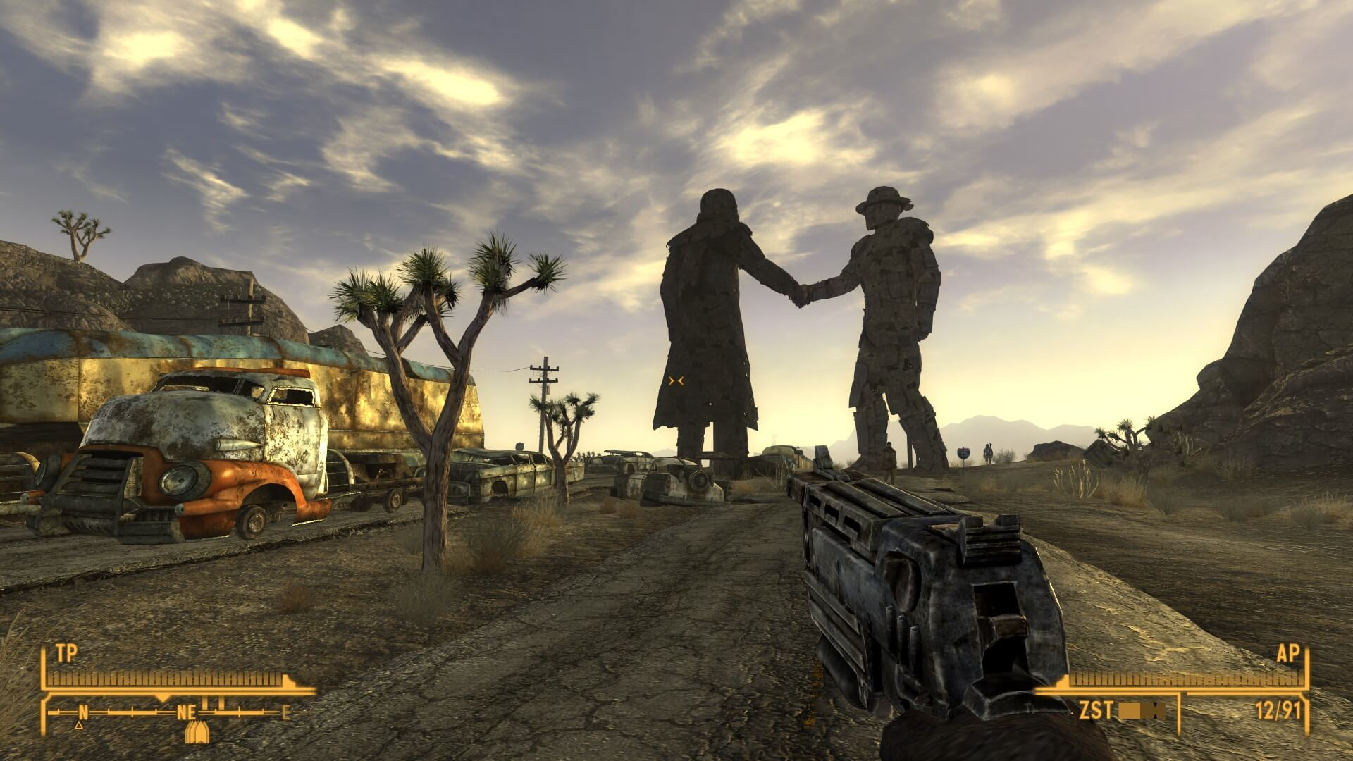 Fallout New Vegas Screenshot