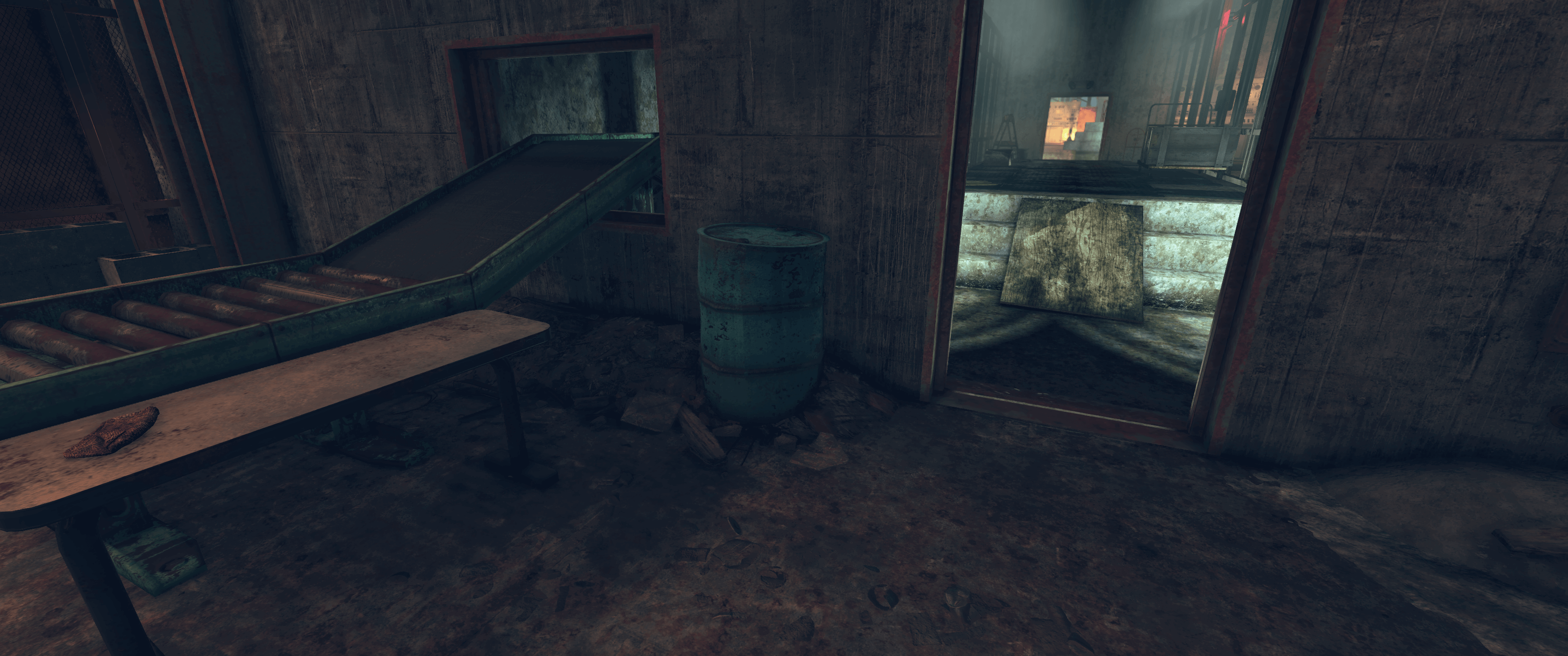 Fallout 76 - Tonne in der Mitte