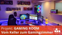 GAMING ROOM 2020