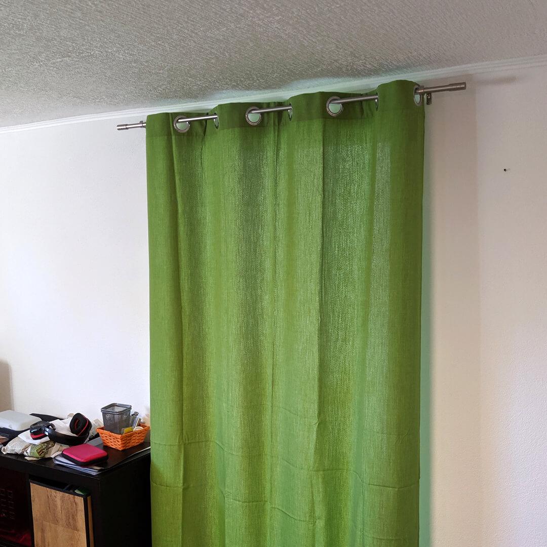 Gaming Room 19 - Vorhang