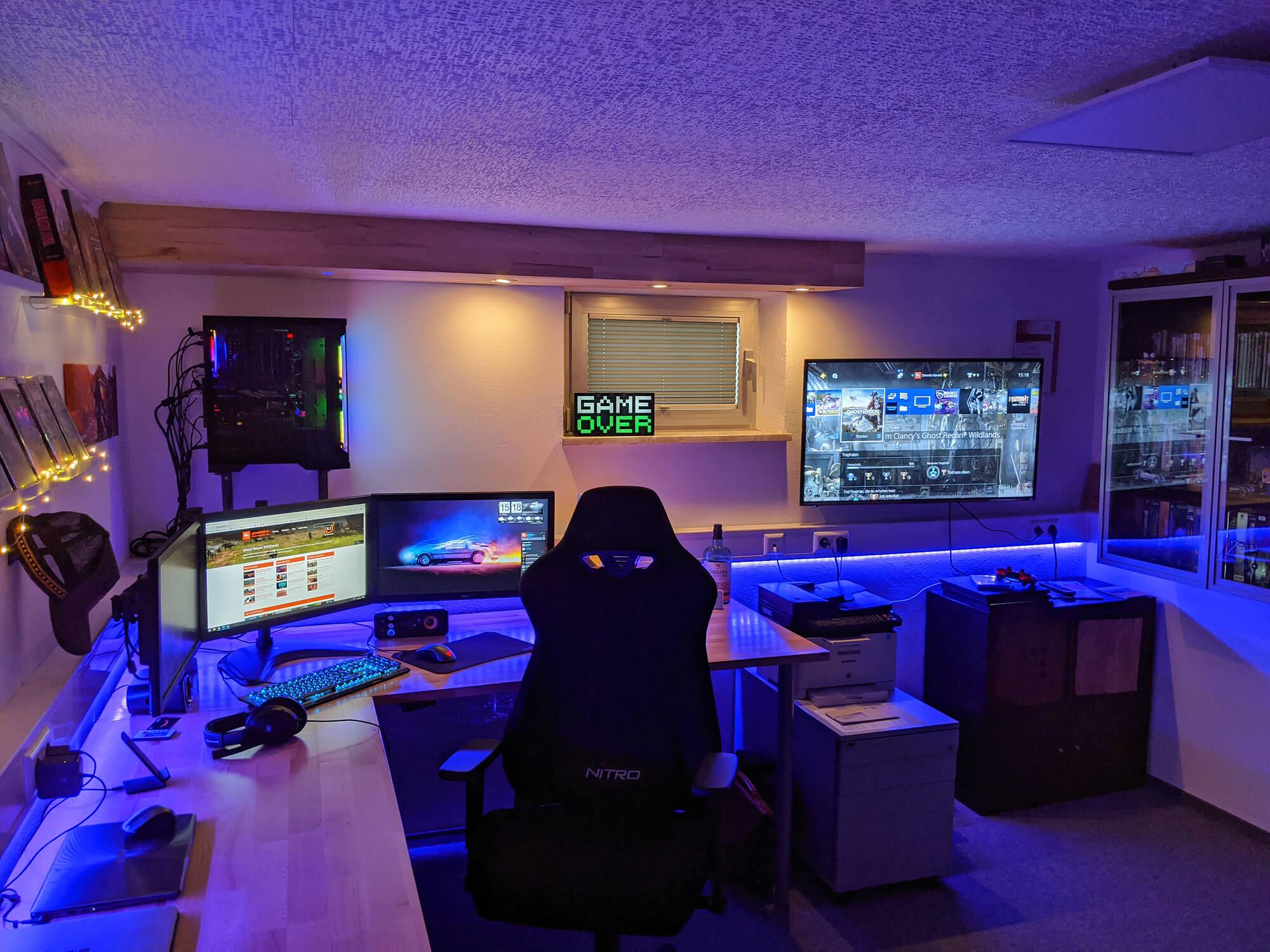 Gaming Room 21 - Ergebnis 1