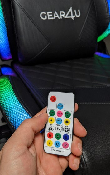 GEAR4U Gaming-Stuhl 7