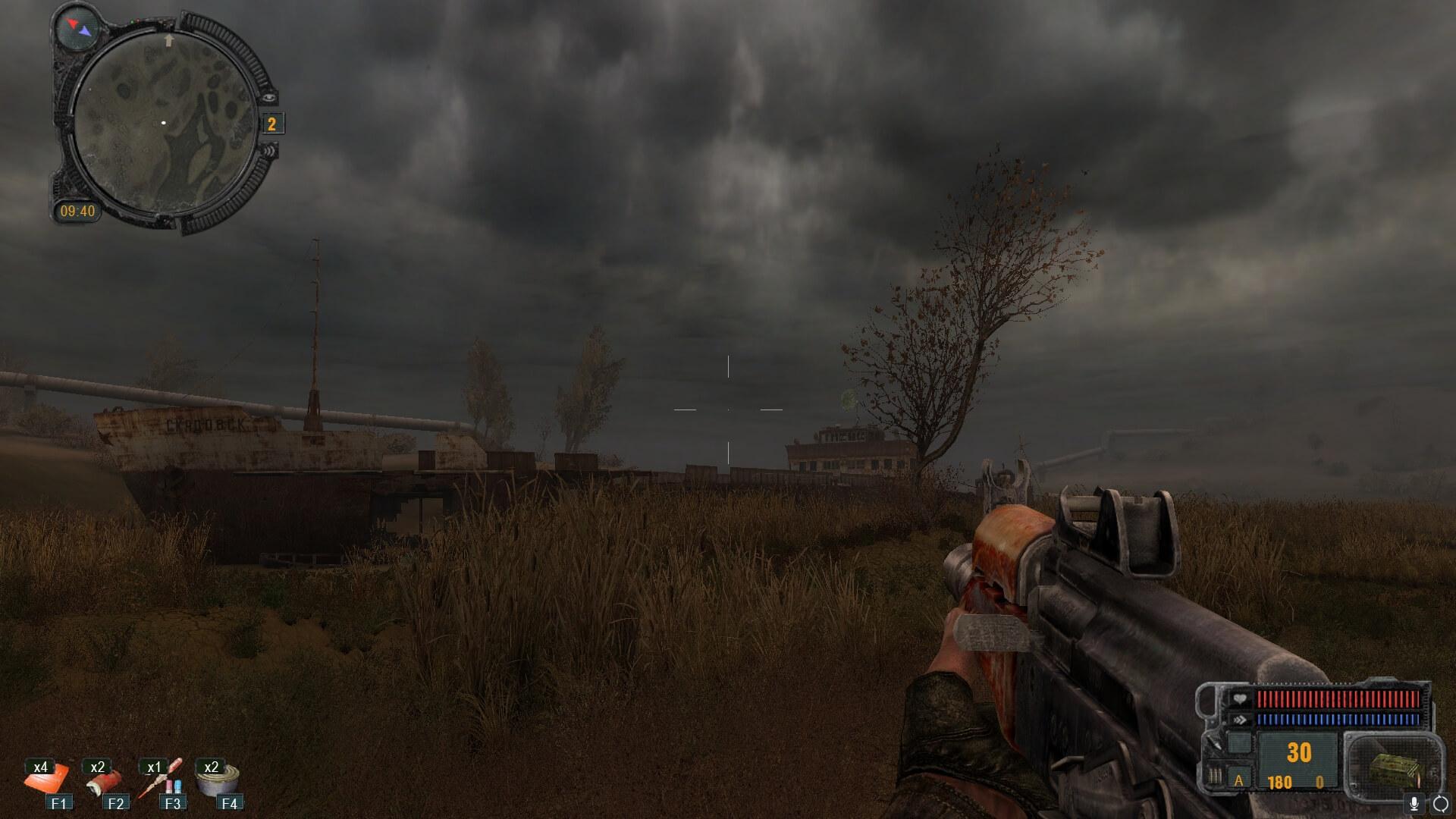 Screenshot aus S.T.A.L.K.E.R. - Call of Pripyat
